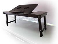 Деревянный столик для ноутбука XL-002