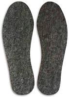 Стелька для обуви фетровая (44 размер)