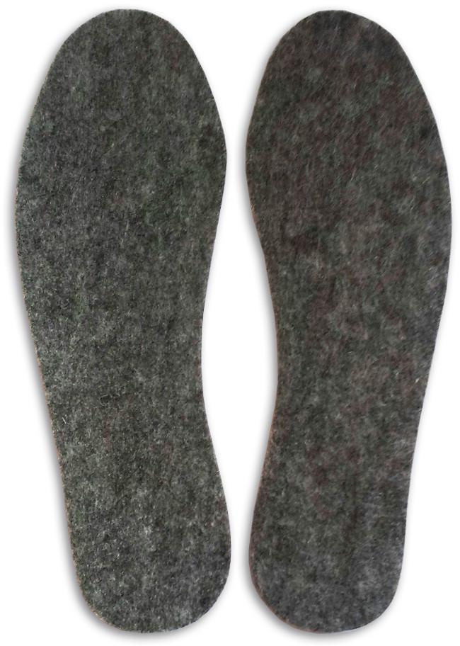 Стелька для обуви фетровая (41 размер)