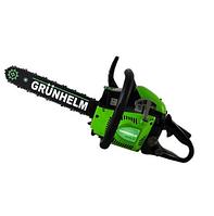 Бензопила цепная Grunhelm GS-5200M Professional