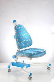 """Ортопедичне дитяче крісло К639 cupid blue (""""Comf Pro"""")"""