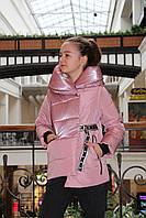 """Демисезонная  куртка  для девочки """"Ария"""" , весенняя куртка-жилетка детская"""