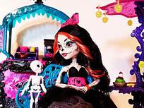 Скелита Калаверас (Skelita Calveras) из серии Путешественницы