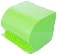 Держатель для туалетной бумаги HozPlast - пластик