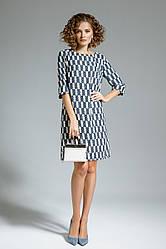 Платье женское Беларусь модель М-7302-20 пудра