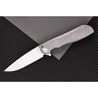 Нож складной Megalodon titanium-9611 (Акула)
