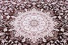 Коврик восточная классика ESFEHAN 7786A 0,8Х1,5 КРАСНЫЙ овал, фото 5