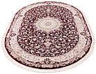 Коврик восточная классика ESFEHAN 7786A 0,8Х1,5 КРАСНЫЙ овал, фото 10