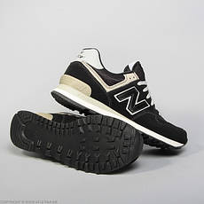 New balance ml574bbk, фото 3