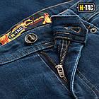 M-Tac джинсы Tactical Gen.I Dark Denim Regular Fit, фото 5