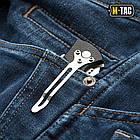 M-Tac джинсы Tactical Gen.I Dark Denim Regular Fit, фото 8
