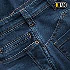 M-Tac джинсы Tactical Gen.I Dark Denim Regular Fit, фото 10