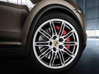 Porsche Cayenne 2011-15 Расшерители арок комплект новый оригинал