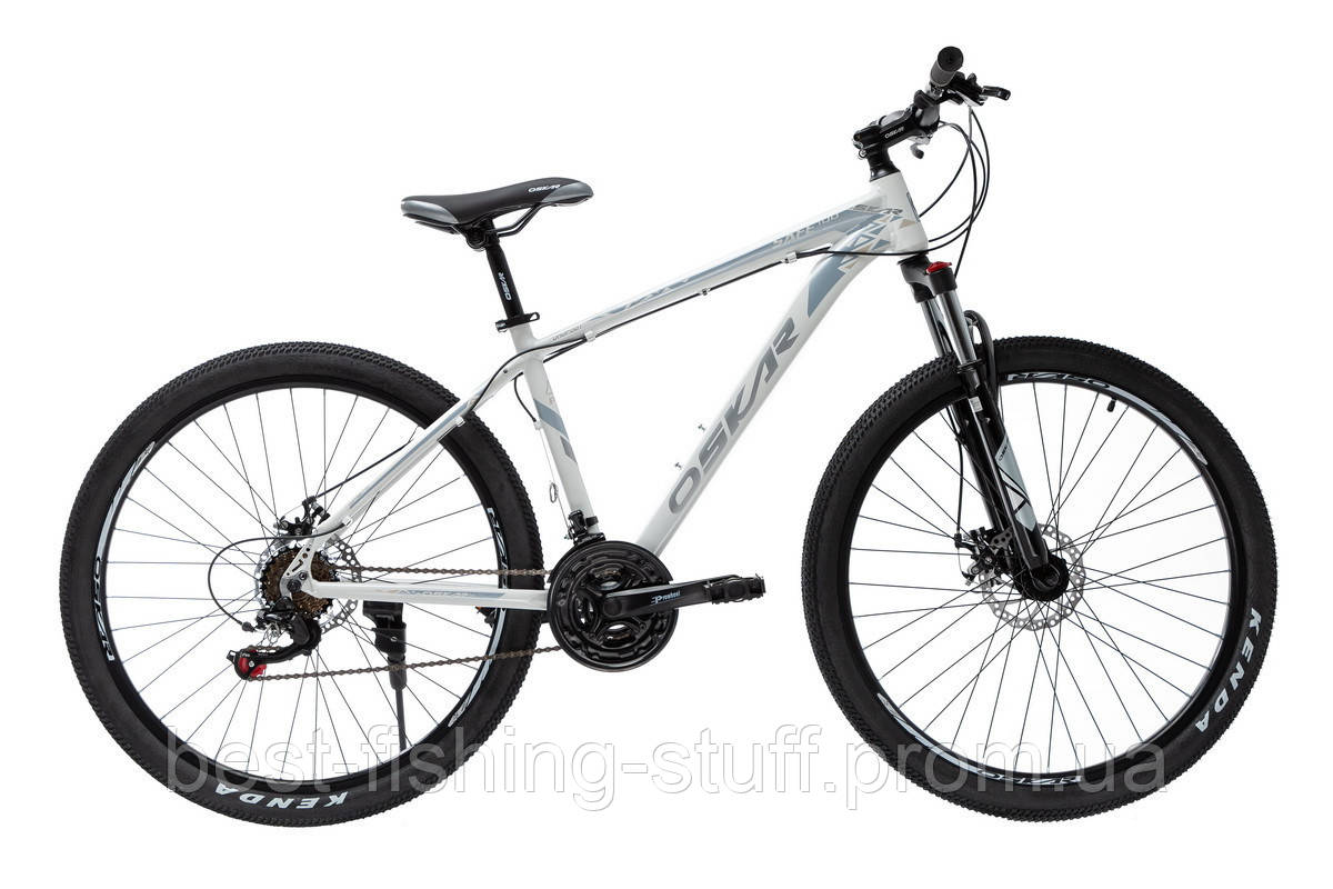 """Велосипед OSKAR 27,5"""" 1812 белый"""