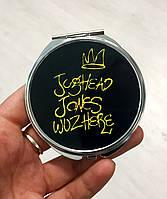 Зеркальце карманное Ривердэйл Jughead Jones