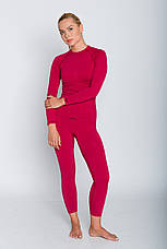 Термокофта женская спортивная Tervel Comfortline (original), лонгслив, кофта, термобелье зональное, бесшовное, фото 2