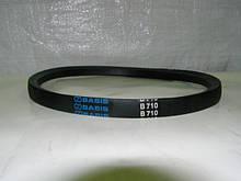 Ремень приводной клиновый B-710 Б-710 BASIS