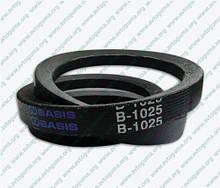 Ремень приводной клиновый B-1025 Б-1025 BASIS