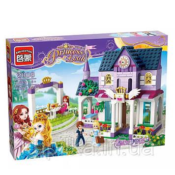 """Конструктор Enlighten Brick 2608 Princess Leah """"Королевская библиотека"""", 423 детали"""