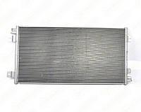 Радиатор охлаждения двигателя Renault Master II (730x 74x 6) — Nissens (Дания) - NIS 94659