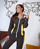 Женский спортивный костюм / двунитка / Украина 47-5271, фото 2