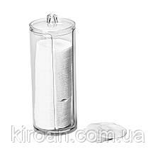 Подставка-органайзер для хранения ватных дисков 20 см * 7,5 см