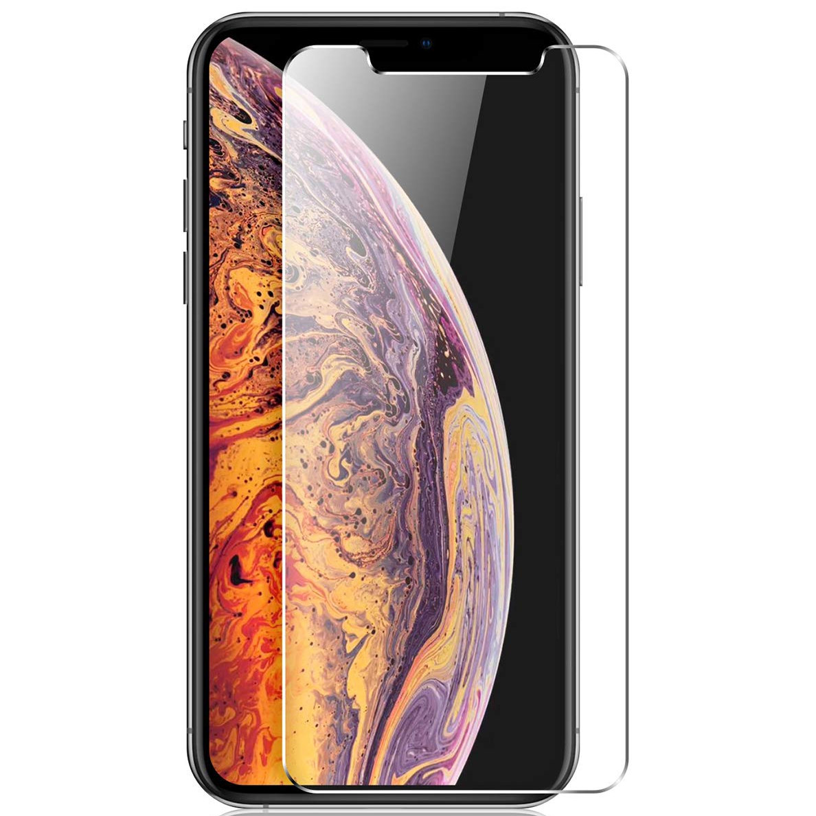 "Защитное стекло Ultra 0.33mm (без упаковки) для Apple iPhone XR (6.1"")"