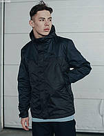 Куртка мужская фирменая Staff ter navy & black