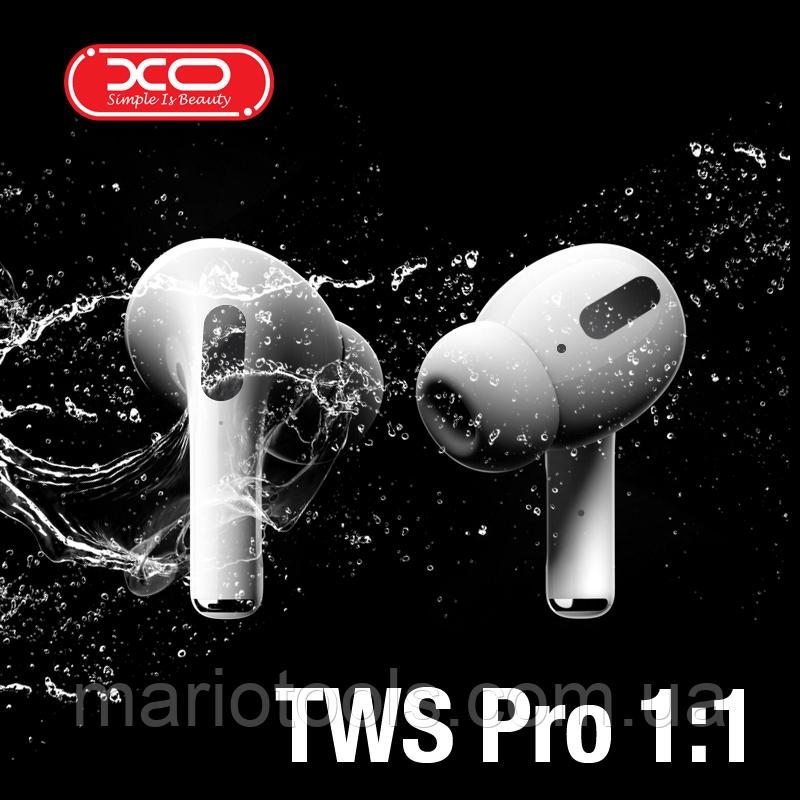 Беспроводные Bluetooth-наушники XO F70 в кейсе airpods pro