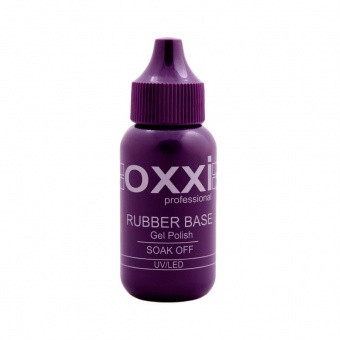 Grand Rubber Base Gel Oxxi Professional каучуковая база 30 мл