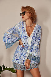 Платье из легкой ткани PHO Firenze