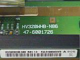 Плати від LED TV ERGO LE32CT5030AK по блоках (розбита матриця)., фото 10