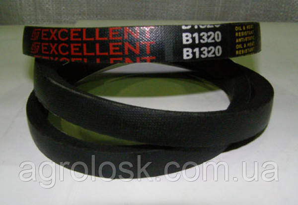 Ремень приводной клиновый B-1320 Б-1320 EXCELLENT