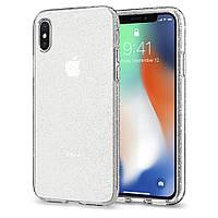 """TPU чехол Clear Shining для Apple iPhone XS (5.8""""), фото 1"""