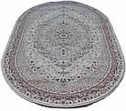 Коврик восточная классика ESFEHAN AD95A 1,5Х2,3 КОРИЧНЕВЫЙ прямоугольник, фото 8