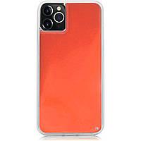 "Неоновый чехол Neon Sand glow in the dark для Apple iPhone 11 Pro Max (6.5""), фото 1"