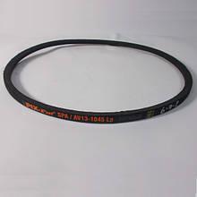 Ремінь приводний клиновий SPA-1045 УА-1045