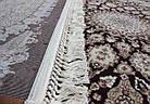 Коврик восточная классика ESFEHAN AG56A 1,5Х2,3 КОРИЧНЕВЫЙ овал, фото 2