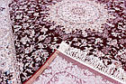 Коврик восточная классика ESFEHAN X008A 1,5Х2,3 КРАСНЫЙ прямоугольник, фото 6