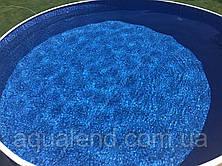 Плівка ПВХ лайнер д. 5,5 метра Mistry для круглих збірних морозостійких басейнів Azuro, Atlantic Pools, фото 3