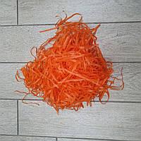 Наполнитель тишью оранжевый - 1кг