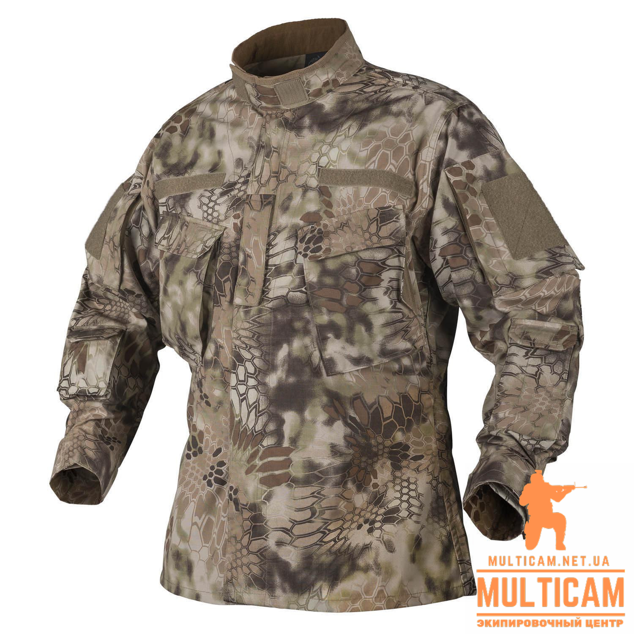 Китель Helikon-Tex® CPU® Shirt - NyCo Ripstop - Kryptek® Highlander™ 2XL