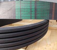 Ремінь 5НВ-3600 (Вектор, Vector) пятиручейный (5НВ-3580) РСМ-6201015