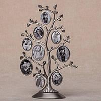 Фоторамка настольнаяLefard Семейное дерево 27 см 1003-10C мультирамка рамка для фото коллаж родовое