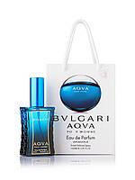 Парфюмированная вода Bvlgari Aqva Pour Homme 50 мл для мужчин