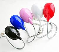 USB лампа подсветка светодиод 13 LED, яркая, цвета