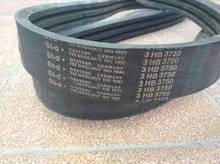 Ремінь 3НВ-3750 (Дон, Полісся) трехручейный 3НВ-3762 La