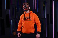 Мужская толстовка, худи, кенгурушка UFC (УФС)