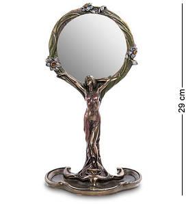 Статуэтка с зеркалом Veronese Девушка 29 см 1906293