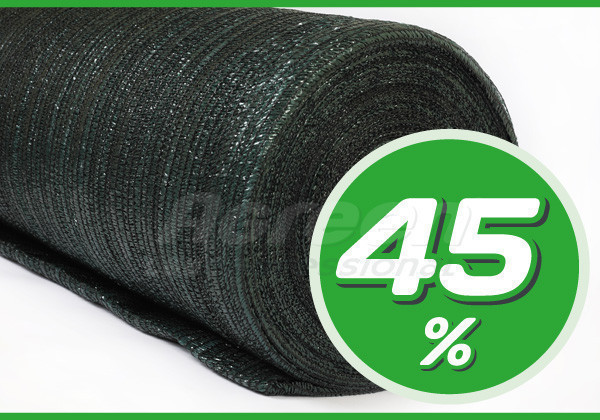 Сетка затеняющая 45% Agreen (10,0х50 м)